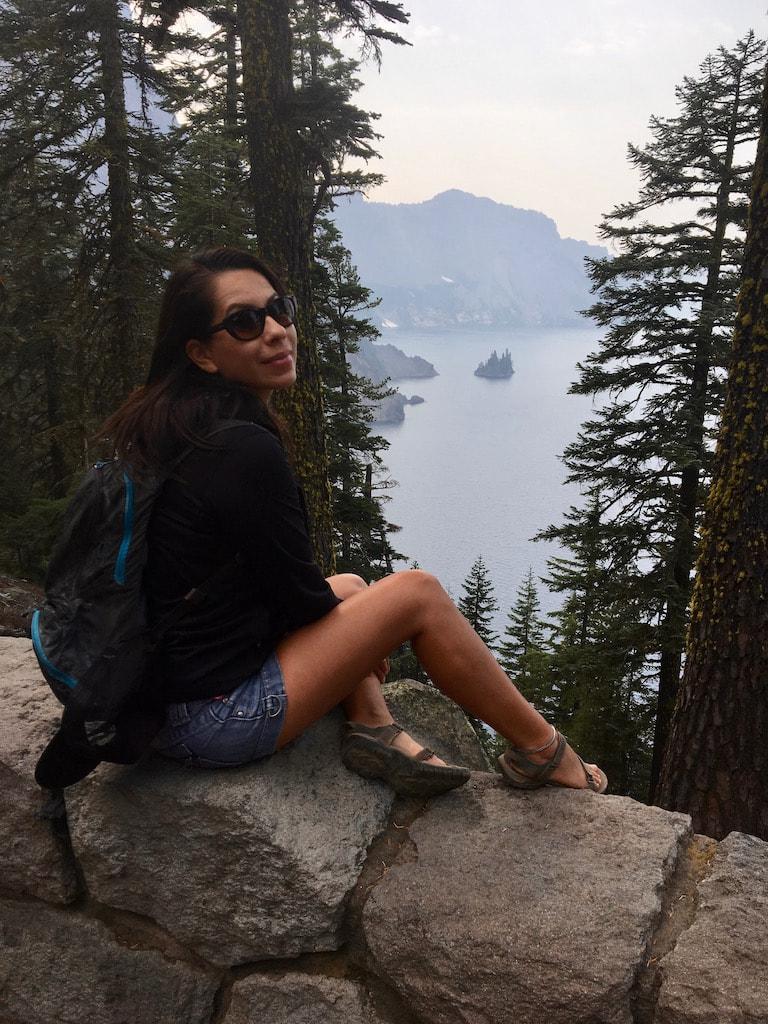 Crater Lake trip
