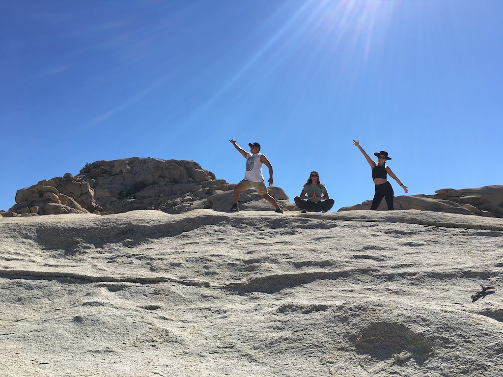 Joshua Tree Best time to visit