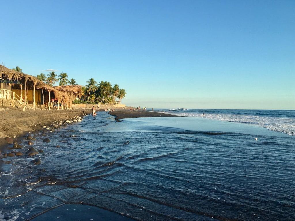 El Salvador Best Beaches