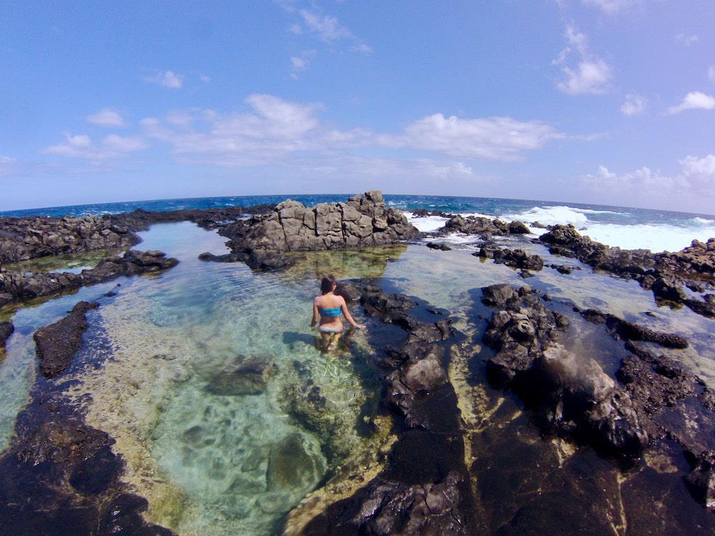 best hikes oahu hawaii - Makaupuu tidepools