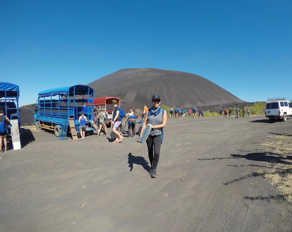 Solo Travel to Nicaragua