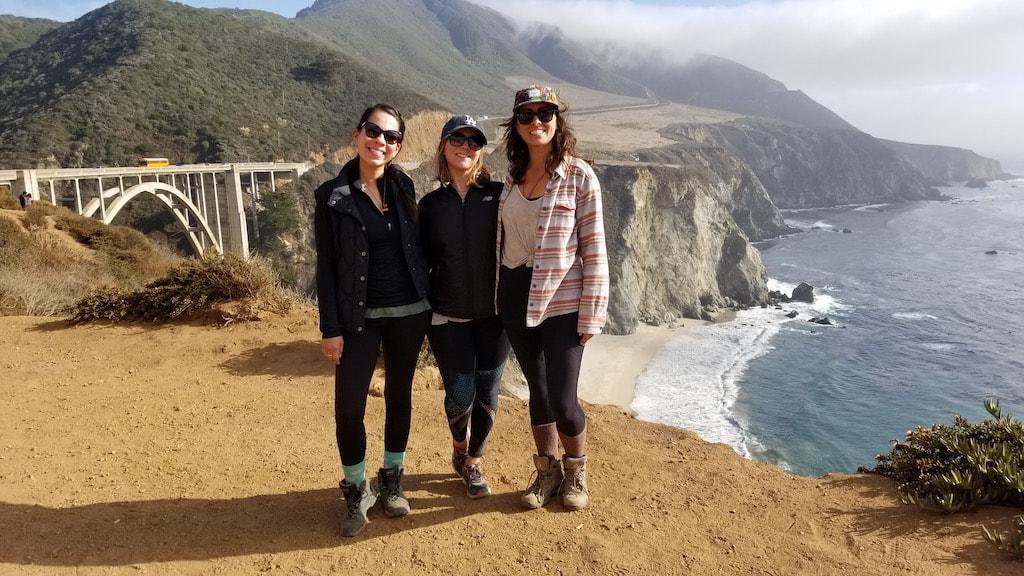 Big Sur Girls Trip