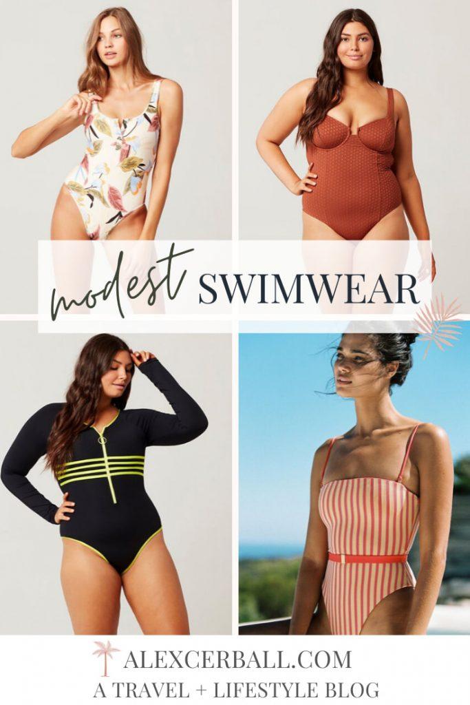 Modest Swimwear