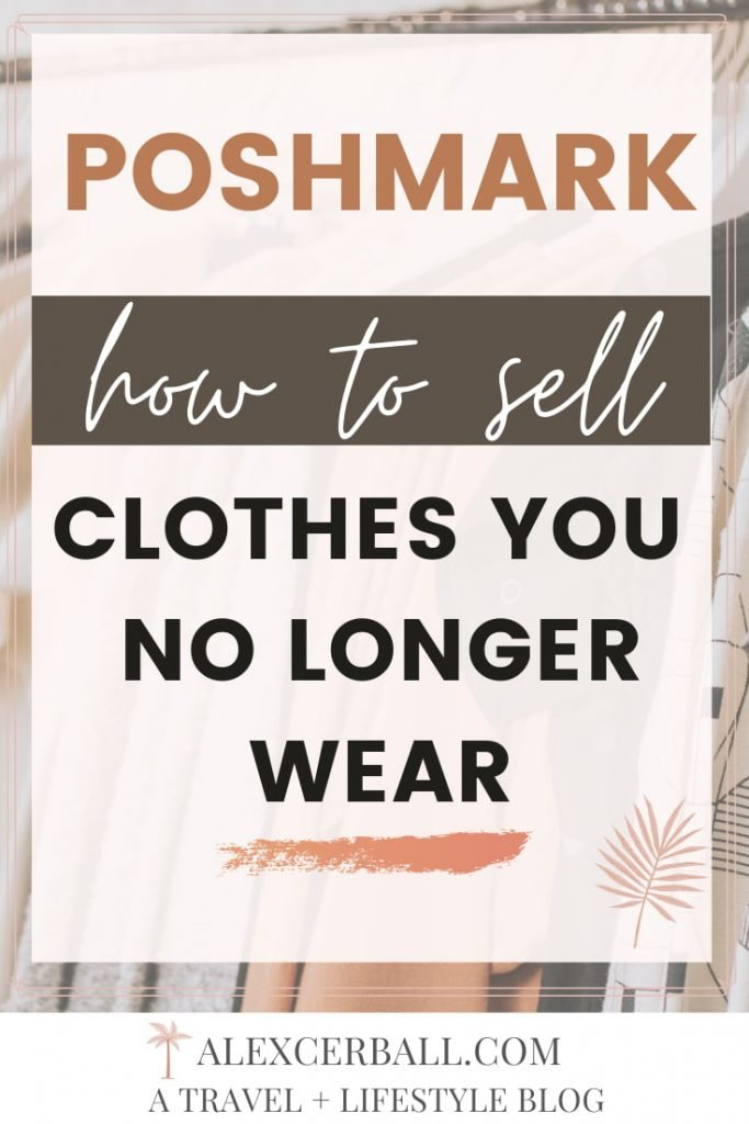 How to Sell Clothes on Poshmark Fast