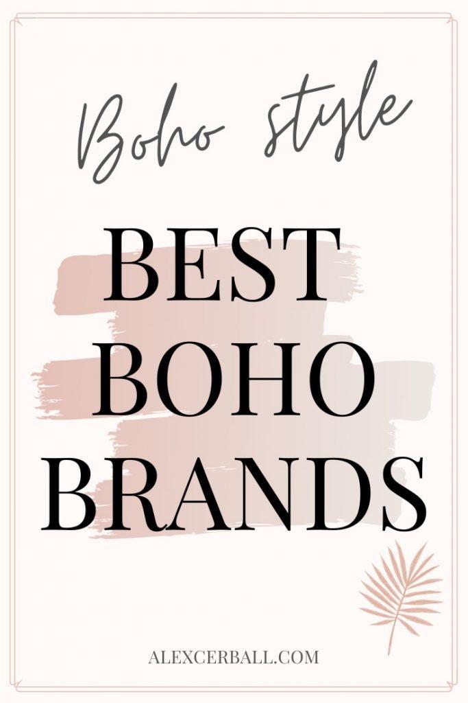 Boho Stores Australia