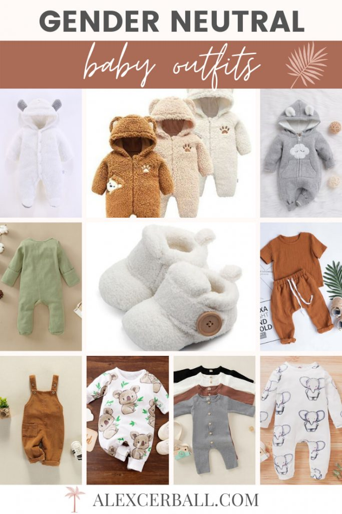 Gender Neutral Baby Clothes