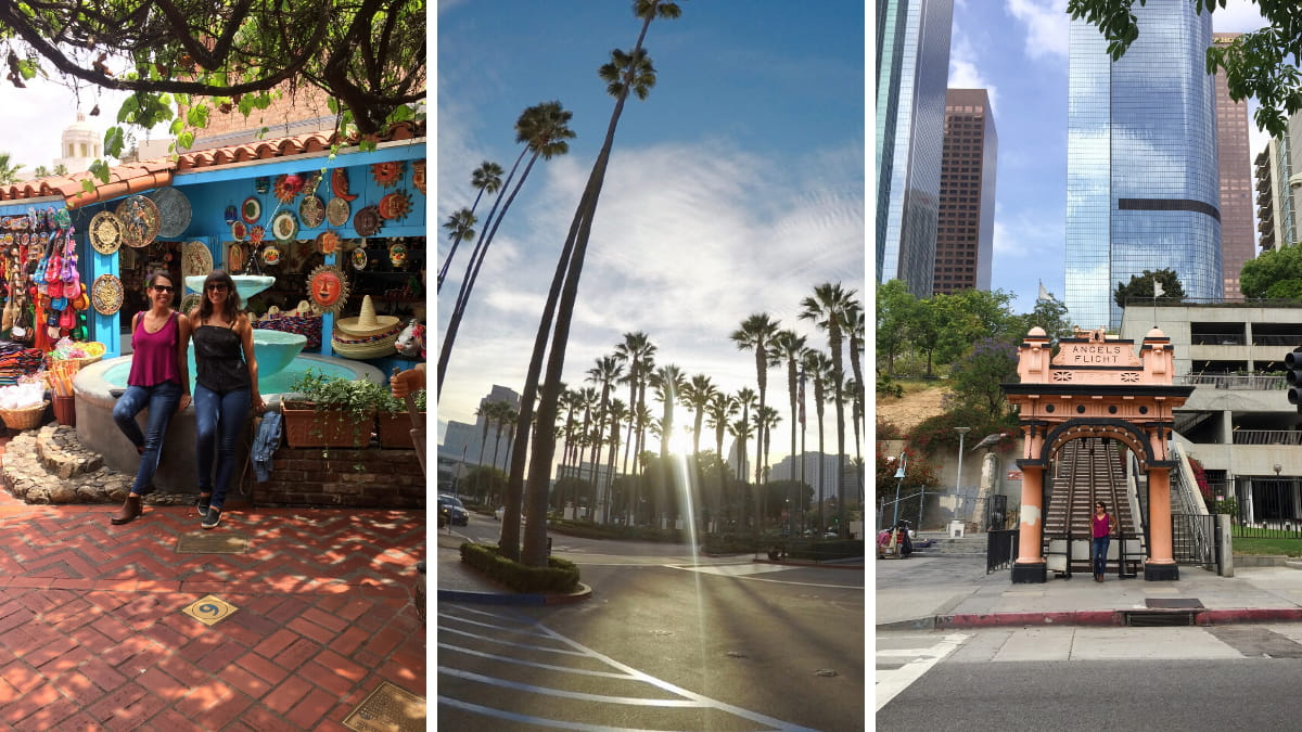 places to go in downtown los angeles
