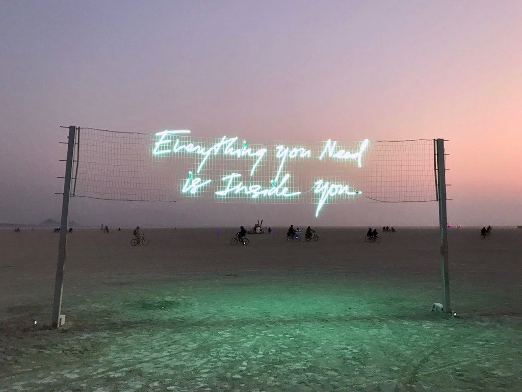 Burning Man tips for first timers