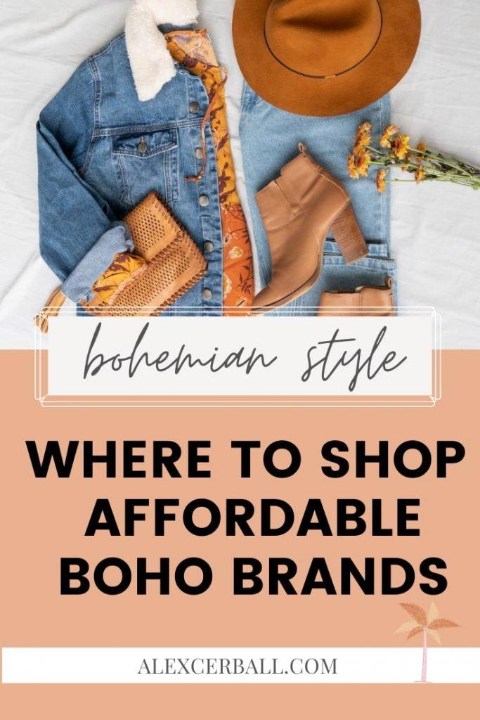 Cheap Boho Clothing