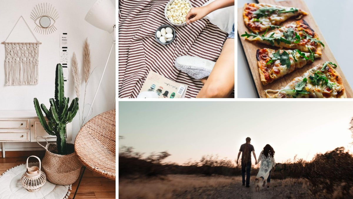 stay at home date ideas for couples