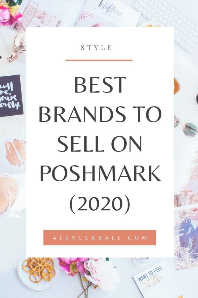 Poshmark top brands