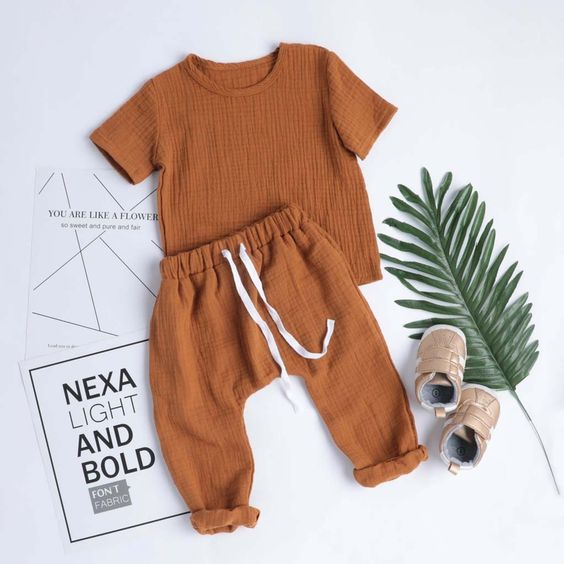 Capsule Wardrobe for baby