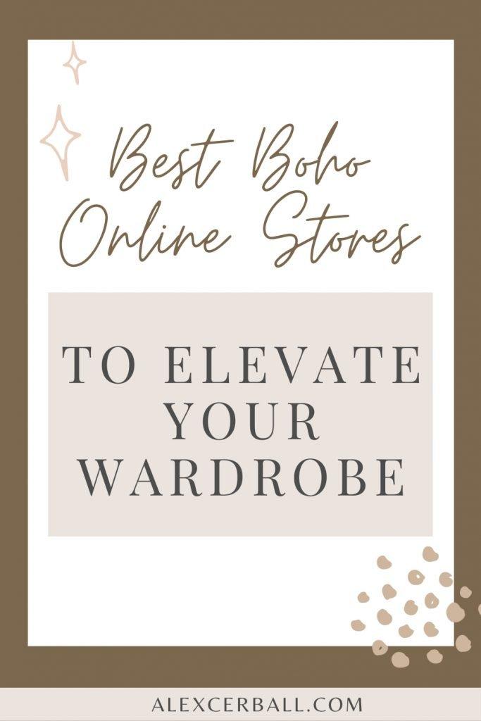 Bohemian Online Shops