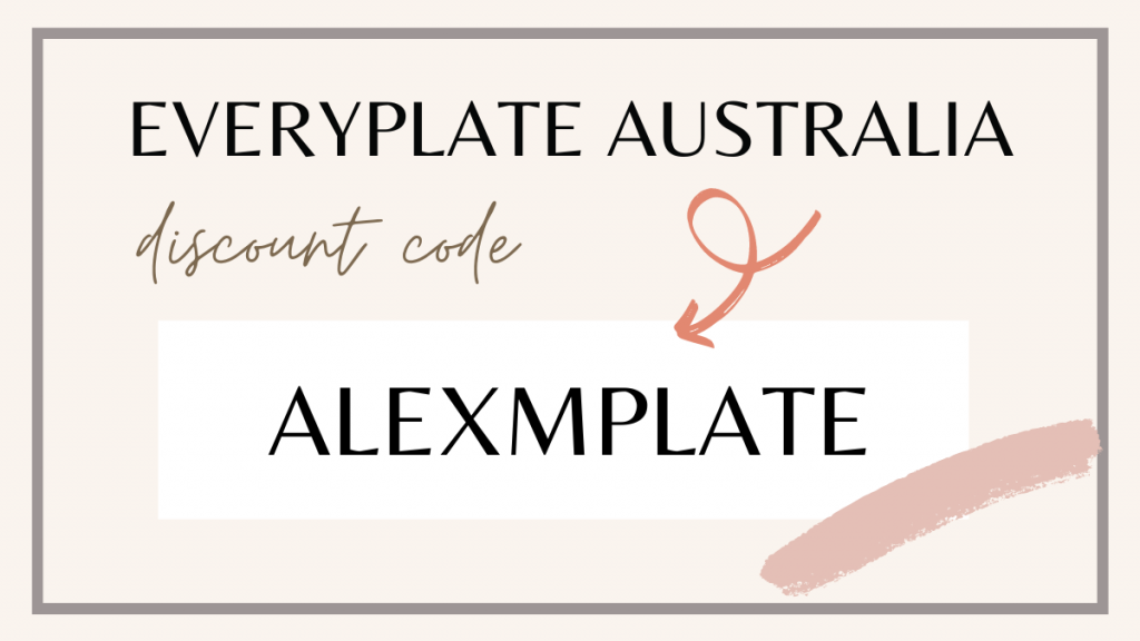 EveryPlate Discount Code