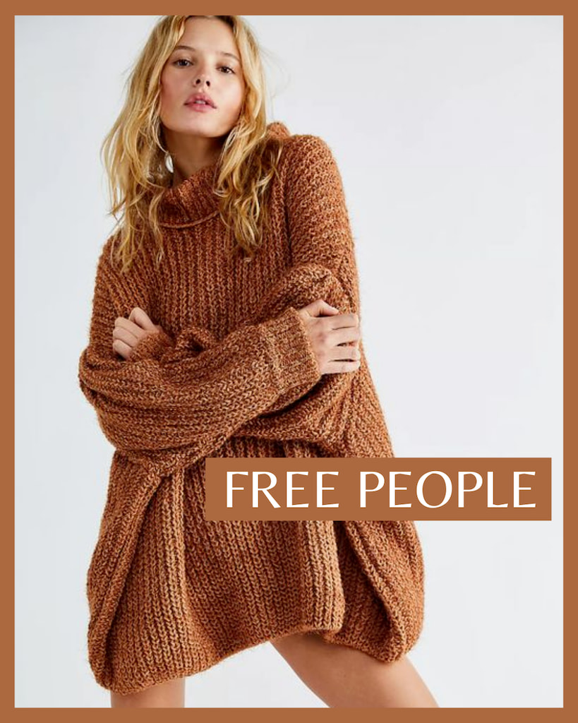 Free people boho clothing