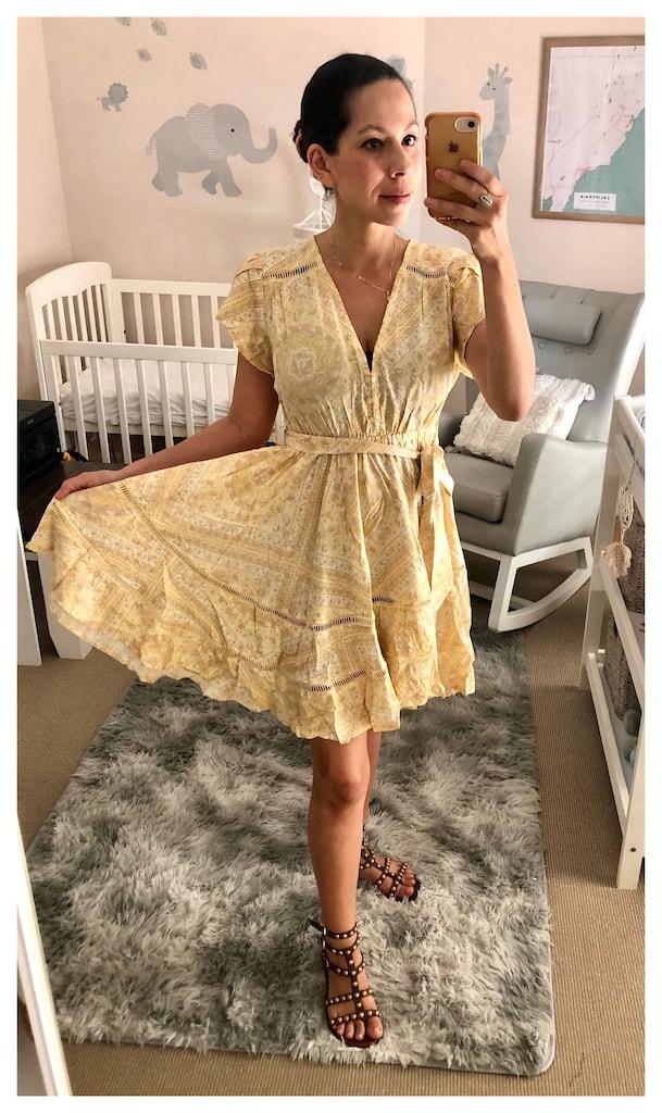 Boho Spring Dresses