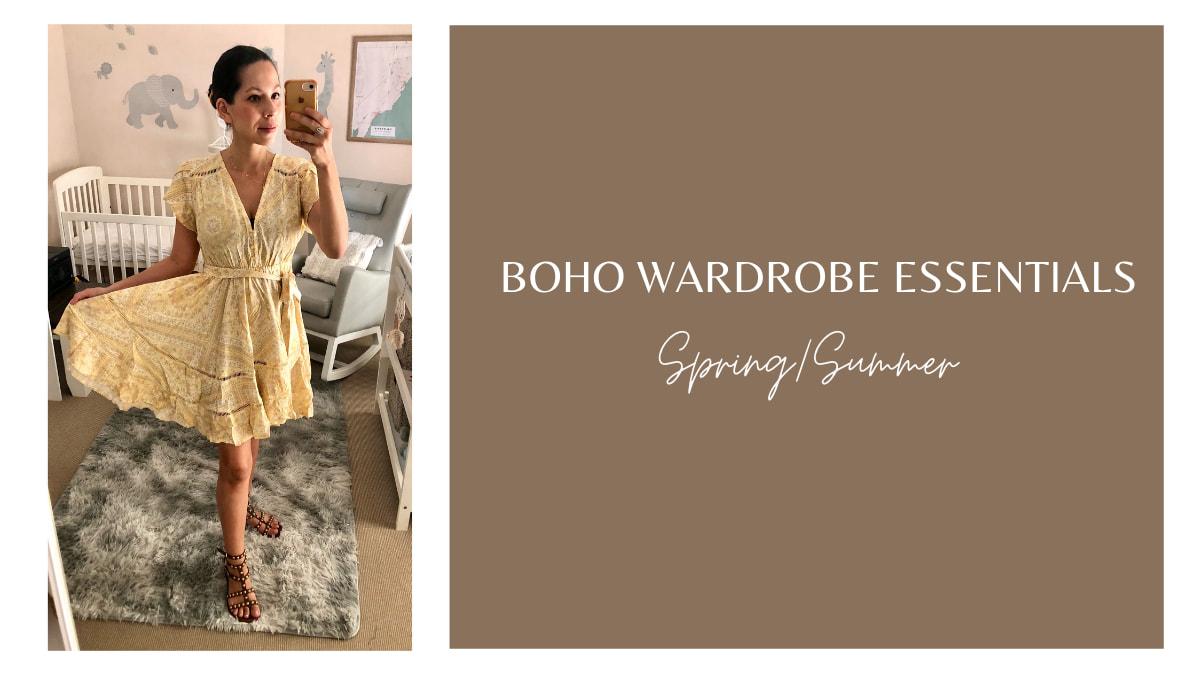 Boho Spring Fashion