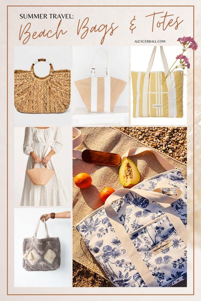 Best beach bags 2021