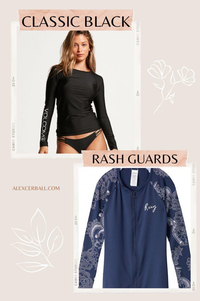 best rash guards women