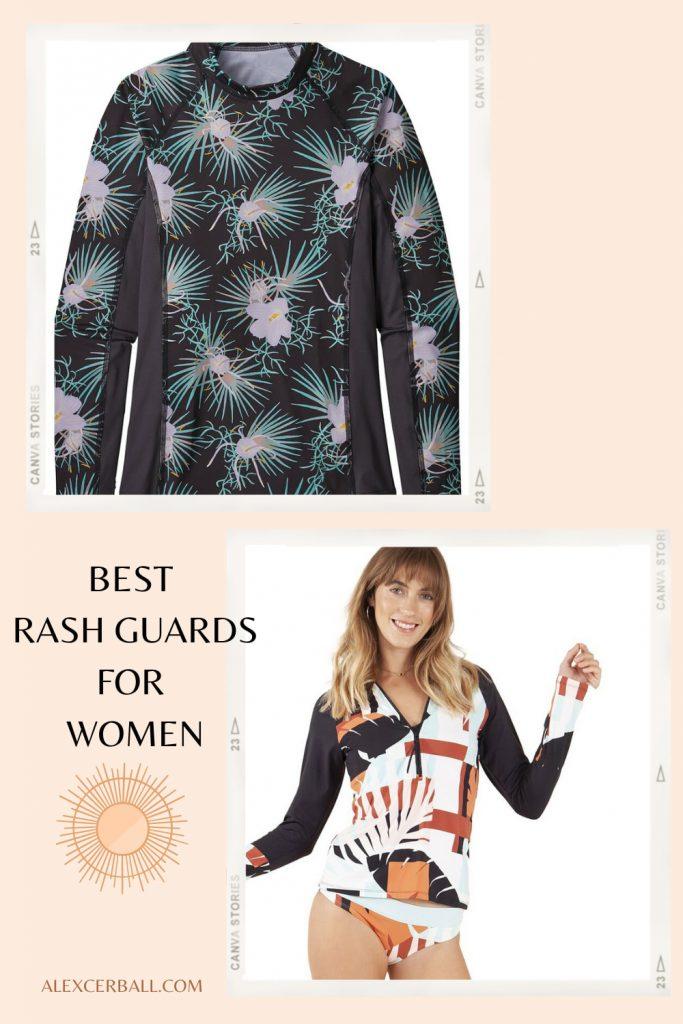 Rash Guards Women