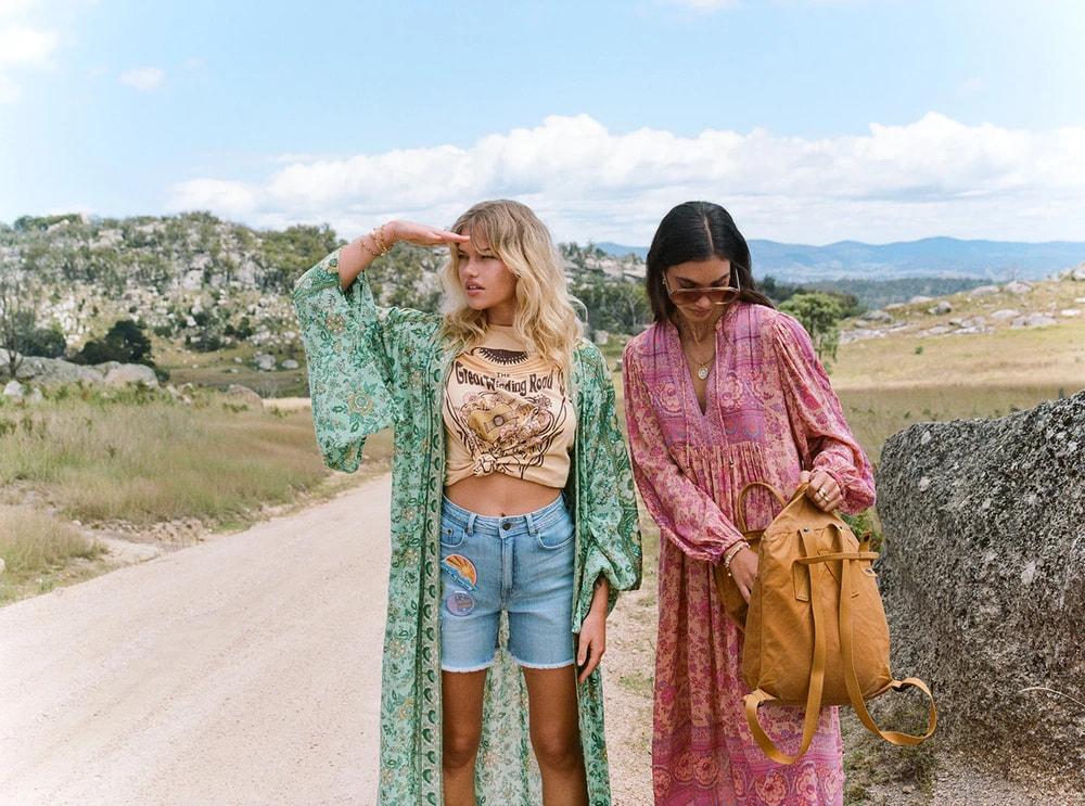 Modern Boho Clothing