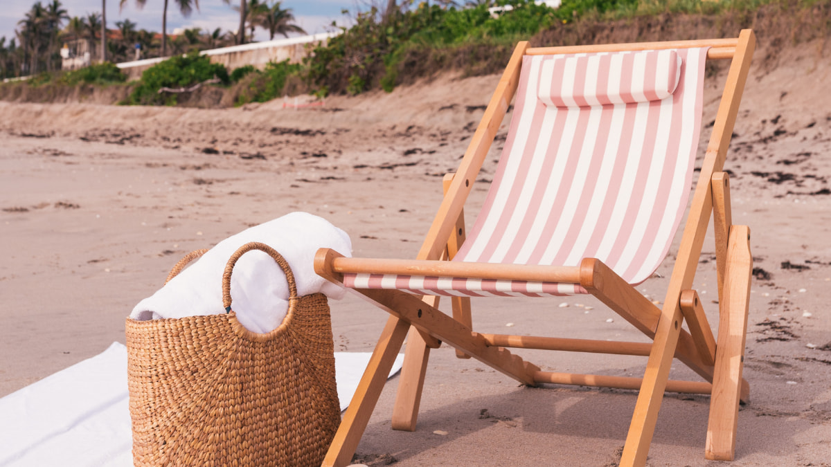 Trendy Beach Bags