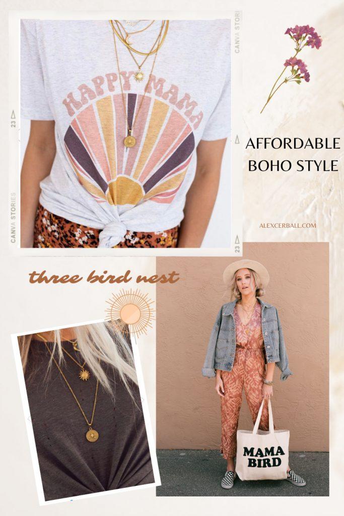 Affordable Boho Fashion