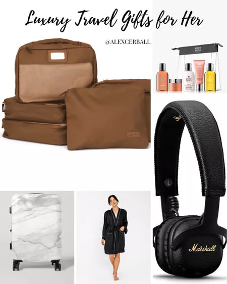 Luxury Travel Gifts