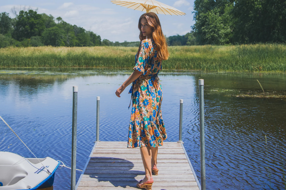 sustainable bohemian brands
