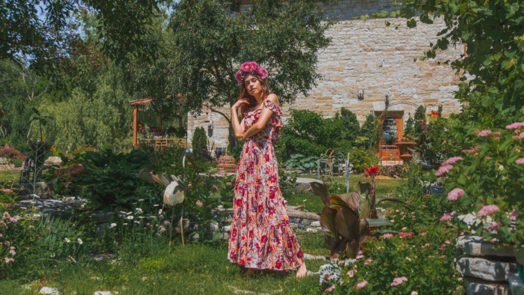 sustainable boho clothing