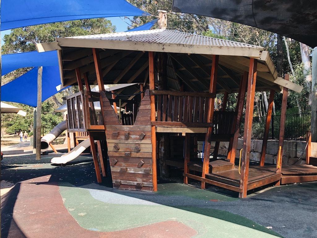 Shorncliffe Playground